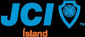 JCI Ísland Retina Logo