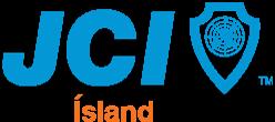 JCI Ísland Sticky Logo Retina